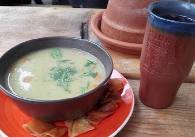 リンセンスープ