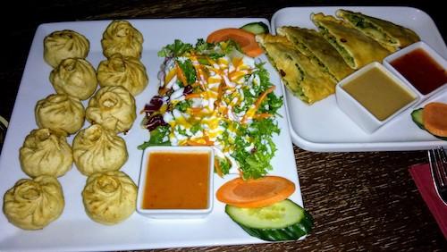 little tibet 前菜
