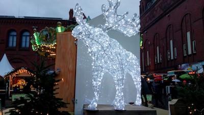 ルチア・クリスマスマーケット