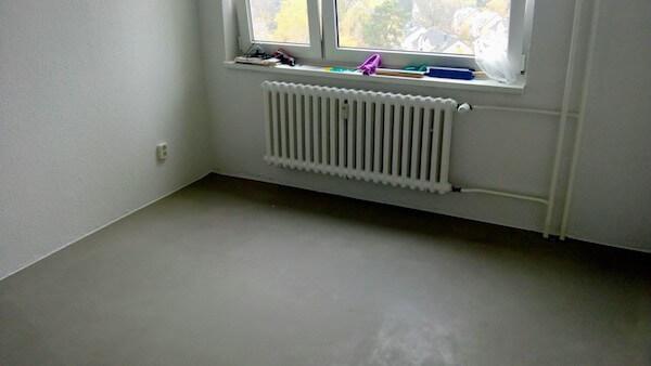 床がないとはこういうこと